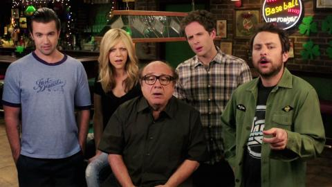Top 10 It's Always Sunny in Philadelphia Moments