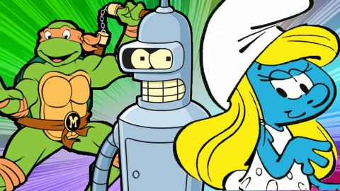 Top 10 Memorable TV Cartoon Characters of All Time