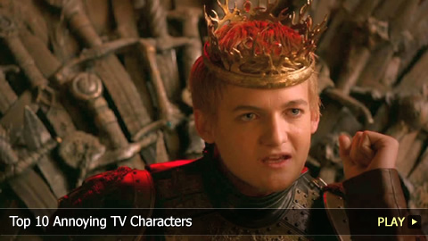 Top 10 Annoying TV Characters