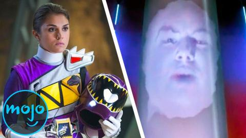 Top 10 Greatest Power Ranger Mentors of All Time