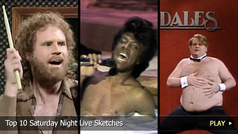 Top 10 Saturday Night Live Sketches