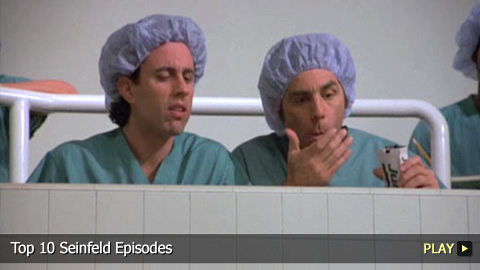 Top 10 Seinfeld Episodes