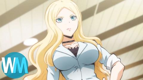 Top 10 Sexiest Female Anime Teachers (Ft. Todd Haberkorn!!!)