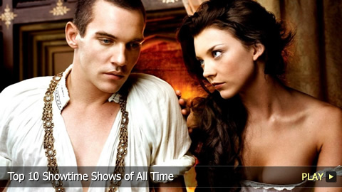 Top 10 Showtime Shows of All Time