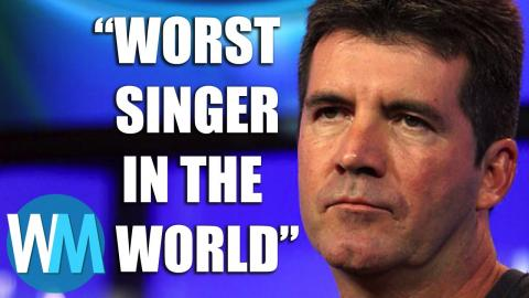 Top 10 Unforgettable Simon Cowell Insults