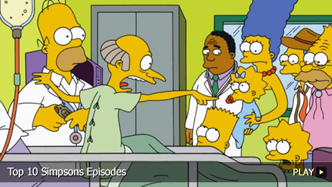 Top 10 Simpsons Episodes