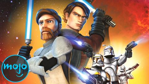 Top 10 Star Wars: The Clone Wars Moments