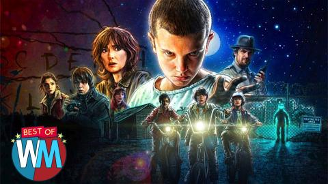 Top 10 Moments From Stranger Things Season One – Best of WatchMojo