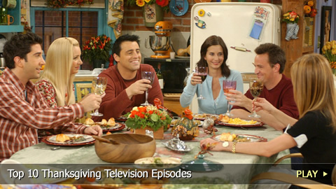 Top 10 Thanksgiving Television Episodes