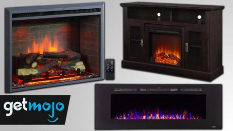 Top 5 Best Electric Fireplaces