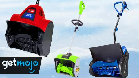 Top 5 Best Electric Snow Shovels