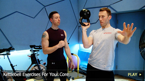 Kettlebell Exercises For Your Core