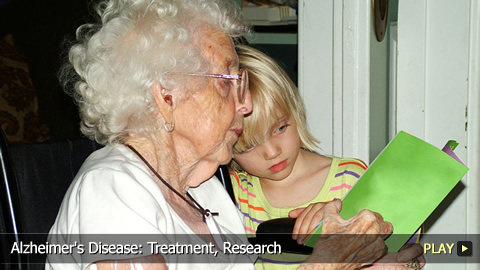 Alzheimer's Disease: Treatment, Research