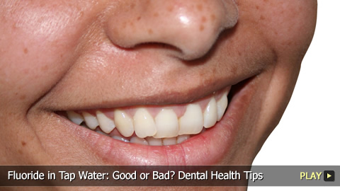 Fluoride in Tap Water: Good or Bad? Dental Health Tips