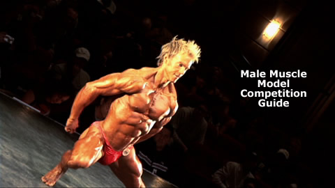 Male Muscle Model Competition Guide