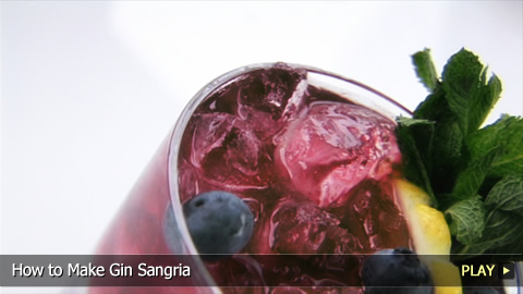 How To Make Gin Sangria