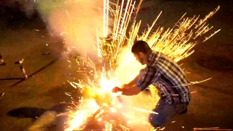 Top 10 Crazy Fireworks Fails