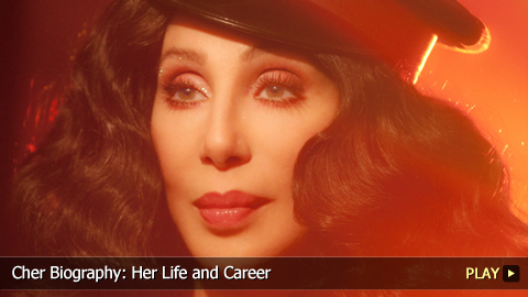 Cher Biography: Life and Career of the Singer and Actress