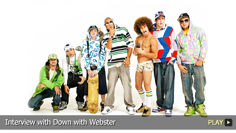 Interview with Down with Webster