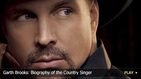 Garth Brooks: Biography of the Country Singer