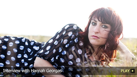 Interview with Hannah Georgas