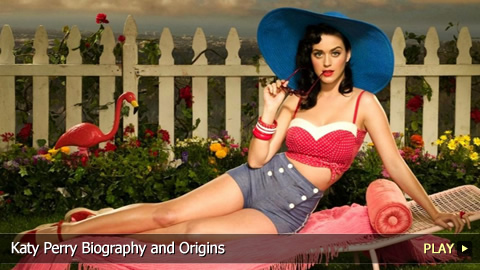 Katy Perry Biography and Origins