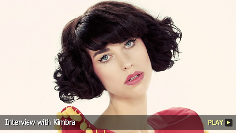 Interview with Kimbra