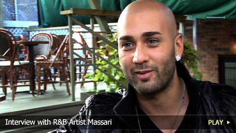 Interview with Singer Massari