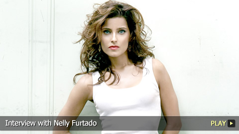 Interview with Nelly Furtado