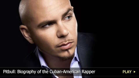 Pitbull: Biography of the Cuban-American Rapper