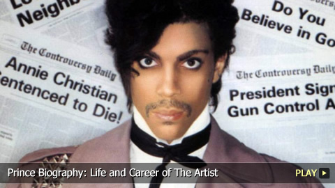 Prince Biography: Life and Career of The Artist