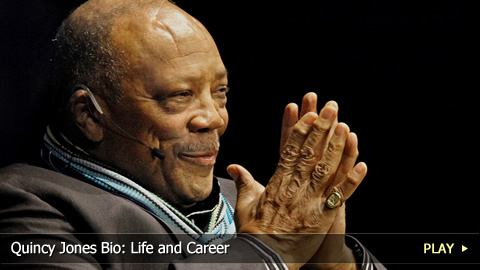 Quincy Jones Bio: Life and Career of the Producer and Composer