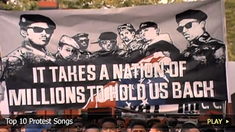 Top 10 Protest Songs