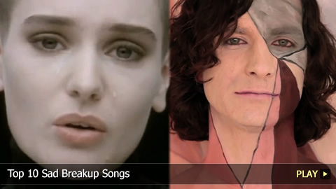 Top 10 Sad Breakup Songs