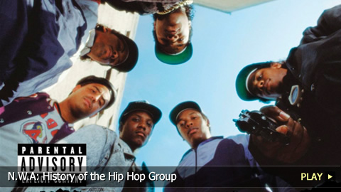 N.W.A: History of the Hip Hop Group