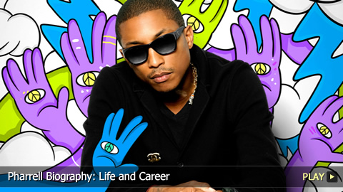 Pharrell Biography: Life and Career of the Rapper and Producer