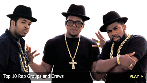 Top 10 Rap Groups and Crews