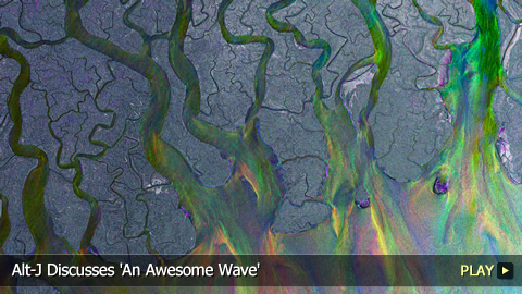 Alt-J Discusses 'An Awesome Wave'