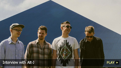 Interview with Alt-J