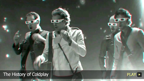 The History of Coldplay