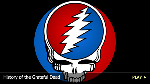 History of the Grateful Dead