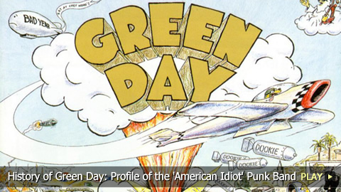 History of Green Day: Profile of the 'American Idiot' Punk Band