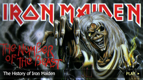 Top 10 Iron Maiden Songs | WatchMojo.com