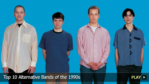 Top 10 Alternative Bands of the 1990s