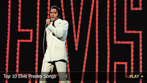 Top 10 Elvis Presley Songs