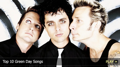 Top 10 Greatest Green Day Songs