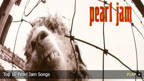 Top 10 Best Pearl Jam Songs