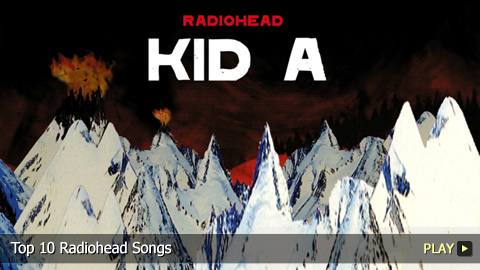 Top Greatest 10 Radiohead Songs