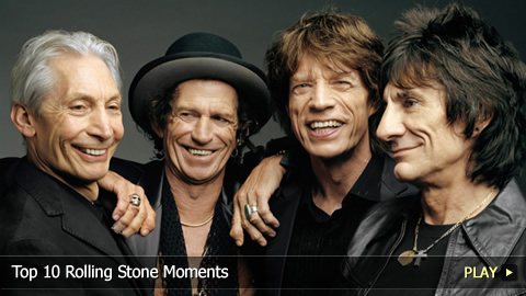 Top 10 Rolling Stones Moments