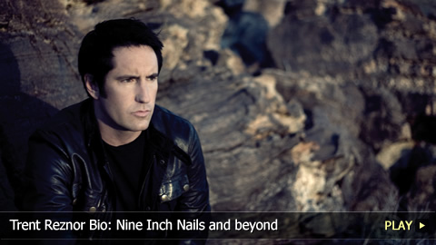 Trent Reznor Bio: Nine Inch Nails and beyond